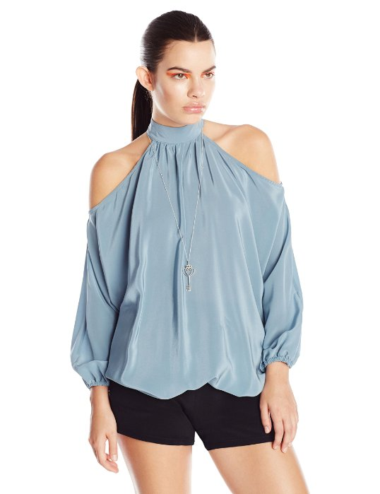 Paola Hernandez Women's Billow Blouse