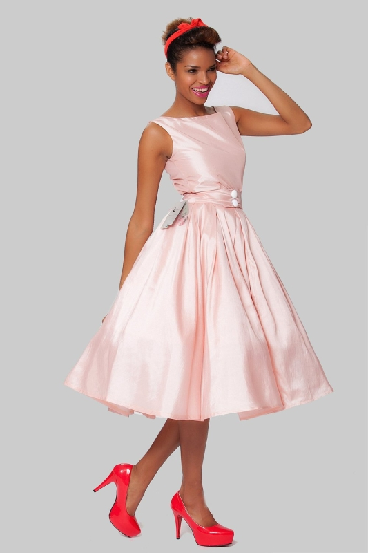 Sexyher Ladies 1950's Vintage Style Classic Dress