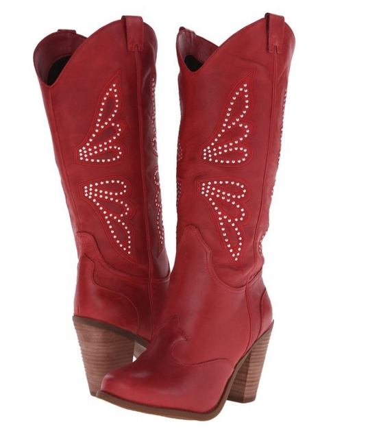 Jessica Simpson Women's Caralee Western Boot
