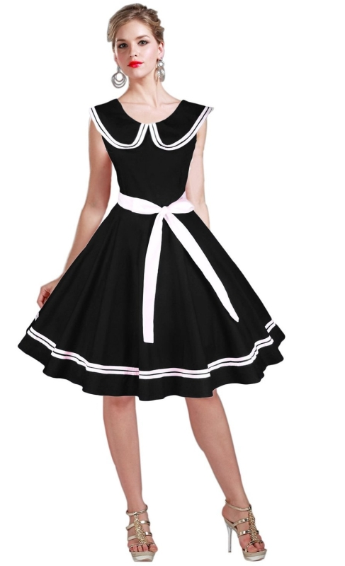 Vintage Rockabilly Dress