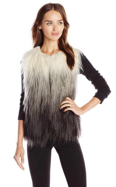 Women's Bonni Faux Fur Vest