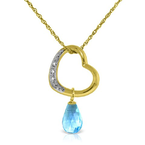 14k-gold-open-heart-with-genuine-diamond-and-blue-topaz-pendant-necklace