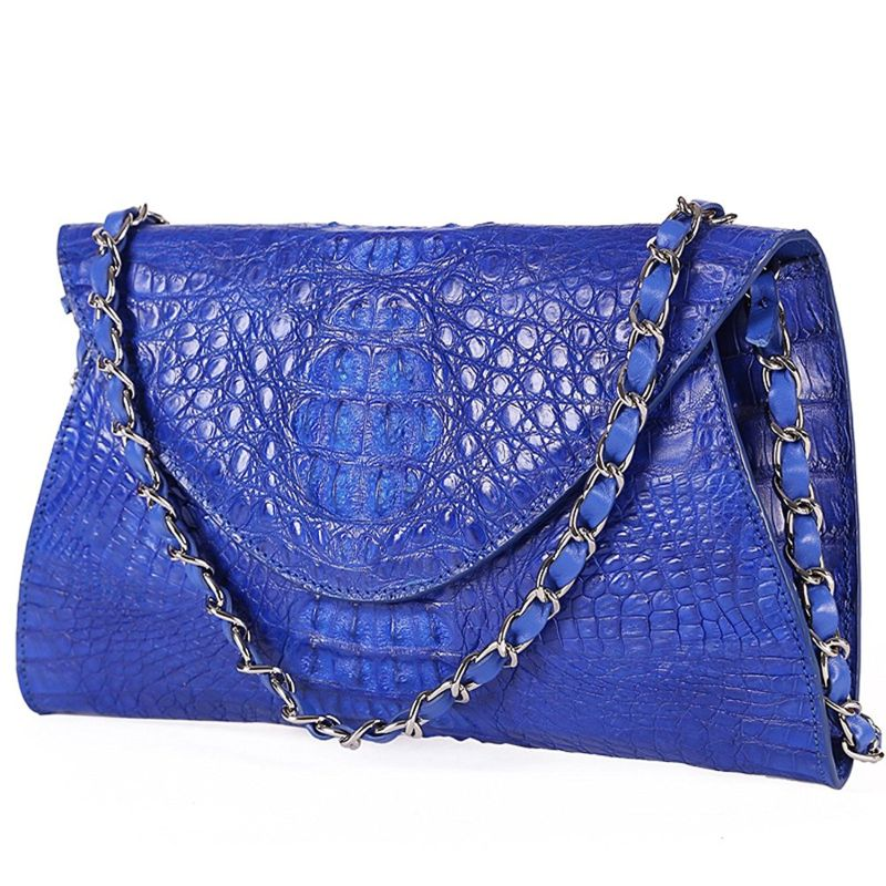 Crocodile Messenger Bags Crossbody Clutch Women Shoulder Handbags