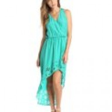Parker Women's Agnes Dress, Atlantis, X-Small