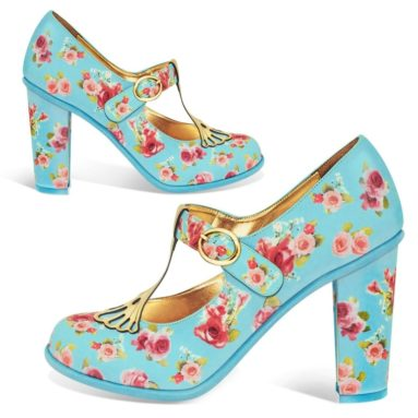 Chocolaticas Double Topping Emma Women Mary Jane Pump