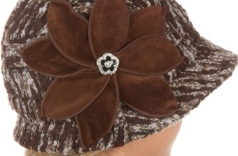 Cloche Bucket Winter Hat