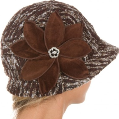 Cloche Bucket Winter Hat