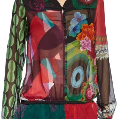 Desigual Women's Mummy Blouse