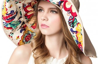 Foldable Roll up Swimming  Beach Sun Hat