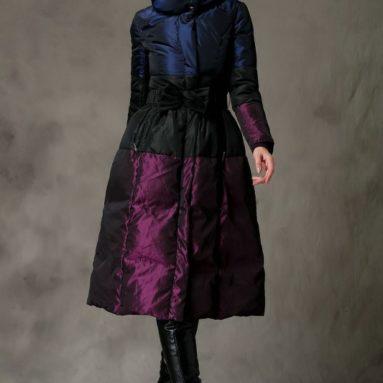 Ilishop Women's Long Down Jacket