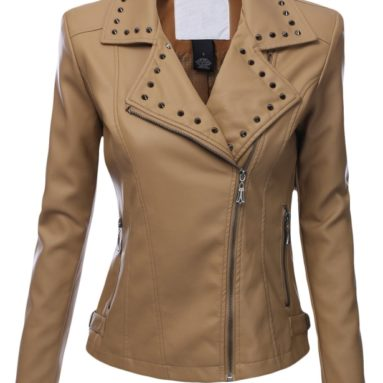 Leather Rider Motorcycle Jacket