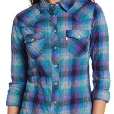 Levi's Women's Classic Annie Shirt