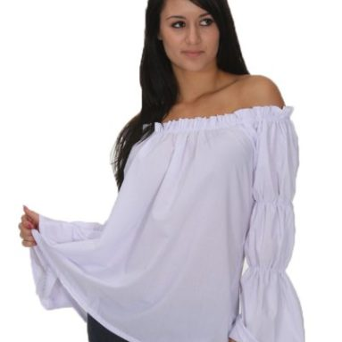 Medieval Peasant Wench Blouse