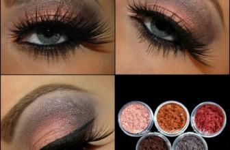 Metallic Color Set Eyeshadow Pigment Mica Cosmetic Mineral Makeup
