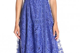 Nanette Lepore Women's Lovely Lace Dress