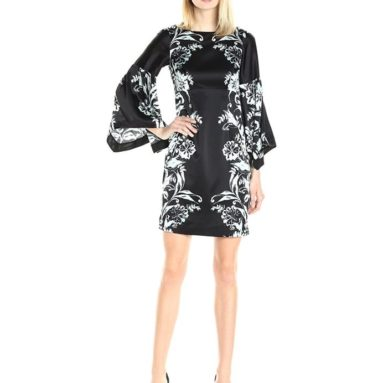 Nanette Lepore Women's Midnight Martini Dress