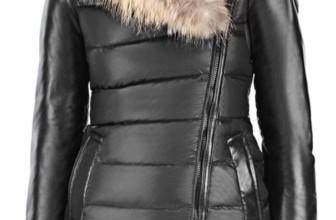 Rudsak Women's Roya Down Coat with Fur Trim Hood