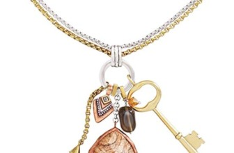 Silpada 'Hold the Key' Pendant Necklace