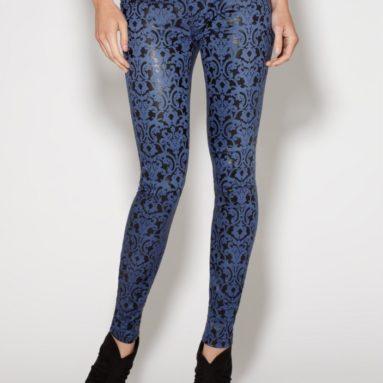 Suzette Super-Skinny Baroque Jeans