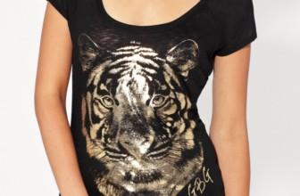 Women's Taylor Tiger Tee