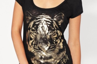 Women's Taylor Tiger Tee