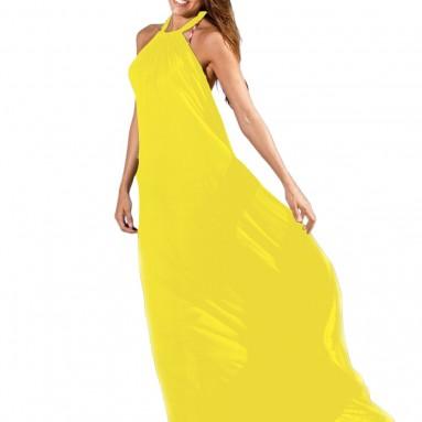 Tent Maxi Dress