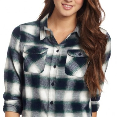 U.S. Polo Assn. Women's Flannel Shirt