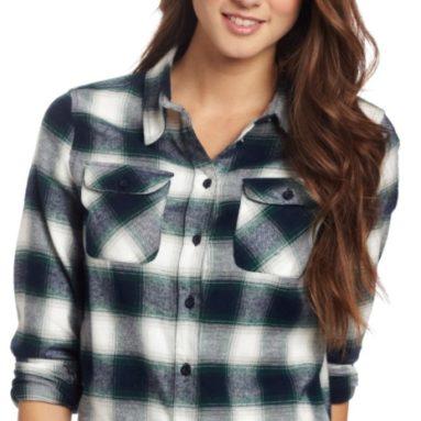 U.S. Polo Assn. Women's Flannel Shirt