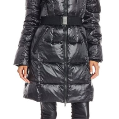 Women's Alpine Quilted Down Coat