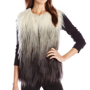 Women's Bonni Faux Fur Vest