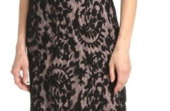 Women's Sleeveless Lace Mermaid Gown