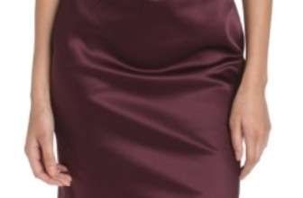 Women's Sleeveless Necklace Dress