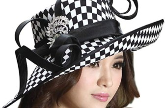 Young Ladies Satin Dress Hat Church Hat Formal Hat