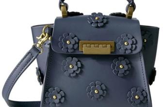 Leather Single Shoulder Bag Dual Use Backpack Raluca Fashion