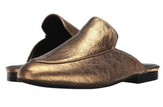 Kenneth Cole New York Women's Wallice Slip Leather Mule